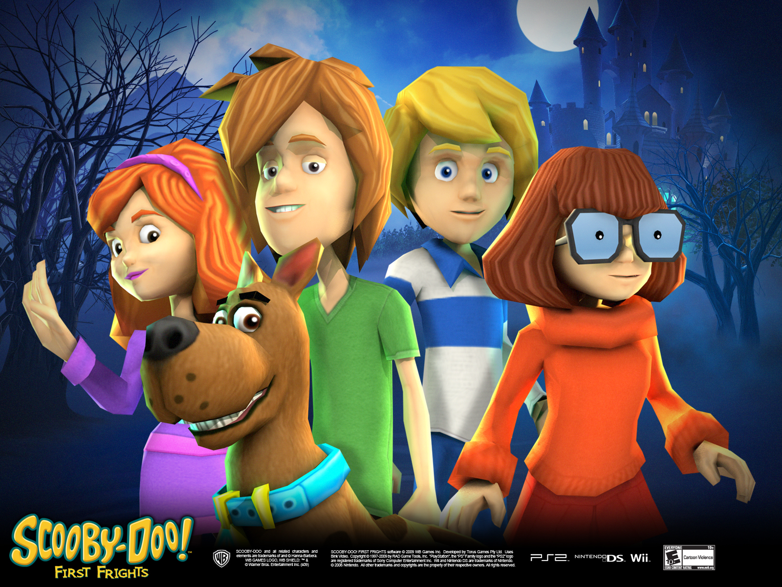 Scooby Doo First Frights