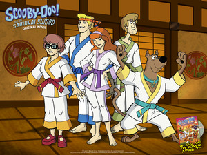 Scooby Doo and the Samurai Sword