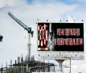 Scream Factory in Billboard