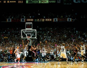 Sean Elliot's Memorial دن Miracle - Game 2 1999 Western Conference Finals