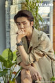 Sehun for Madame Figaro March Issue - exo photo