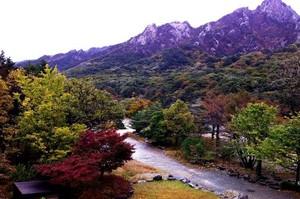Seoraksan, Sokcho, Korea