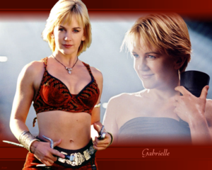 Sexy Gabrielle
