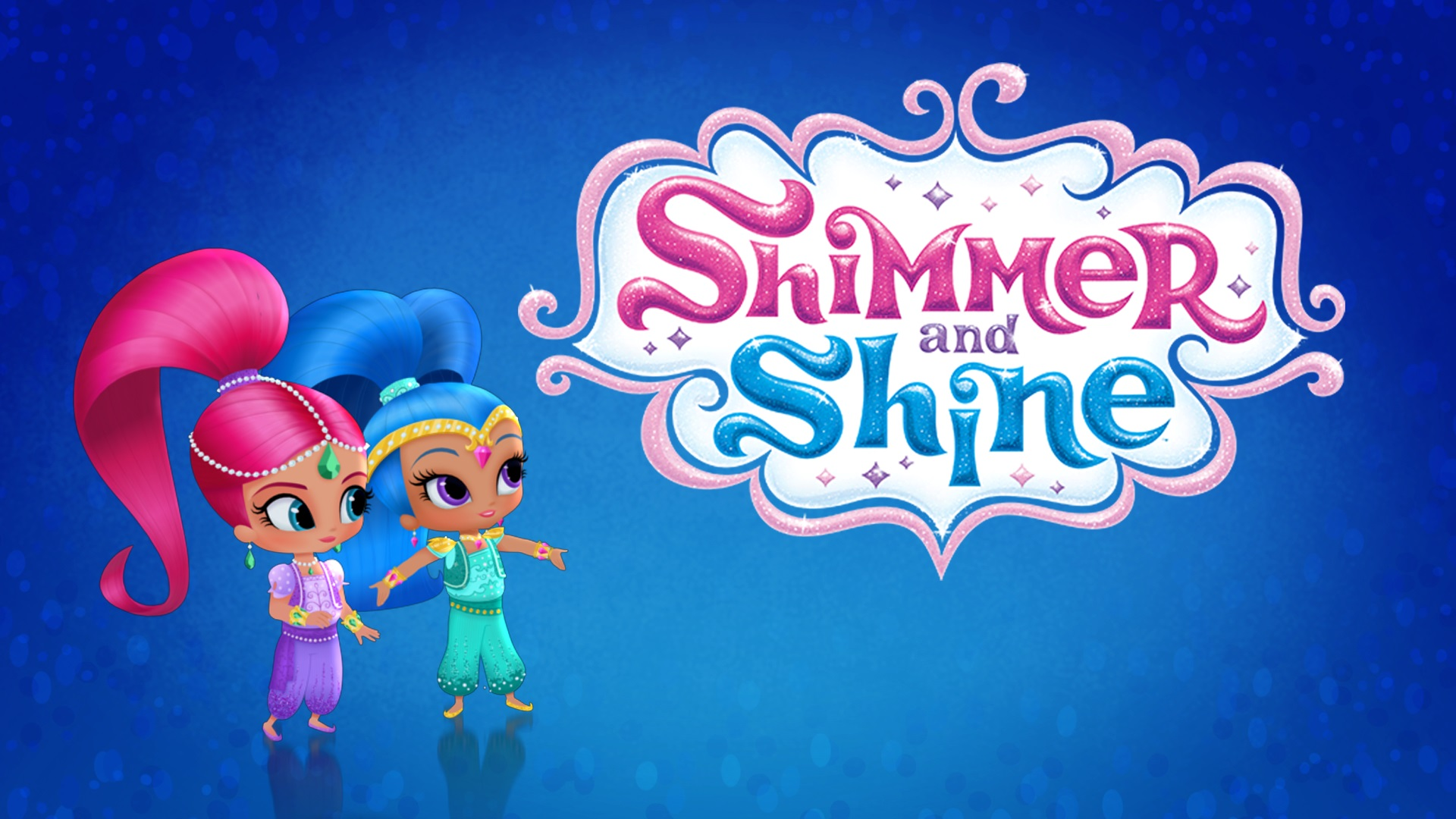 Shimmer And Shine Shimmer And Shine Wallpaper 42637372