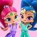 Shimmer and Shine - shimmer-and-shine icon