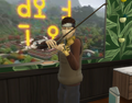 Shinki decides to play the Violin - naruto-shippuuden fan art
