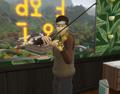 Shinki decides to play the Violin - random fan art