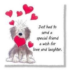 Special Friend Valentine