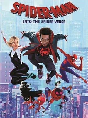gagamba Man Into the Spider-Verse