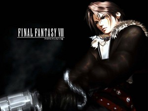 Squall Leonhart FAKE LIL BROTHER