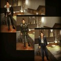 Squall Leonhart THREE OUTFIT - squall photo