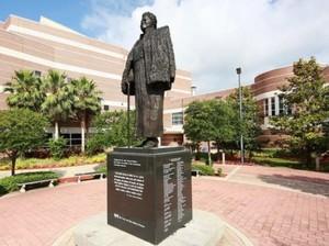 Statue Of Mary McCleod Bethune
