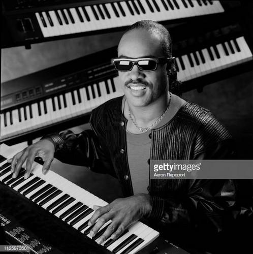 Beautiful Things 壁纸 entitled Stevie Wonder