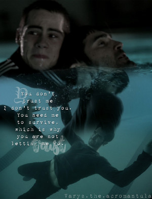 Stiles and Derek
