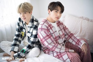 Suga and Jungkook