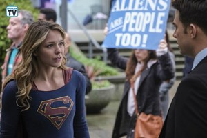 Supergirl - Episode 4.14 - Stand And Deliver - Promo Pics