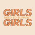 Support Girls Fan Art