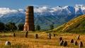 Tüp District, Kyrgyzstan - asia photo