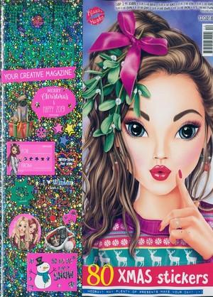 top model (UK) Magazine Cover