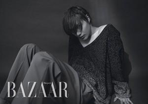 Taemin for BAZAAR 2019