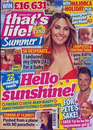 That's Life! (UK) Magazine Cover