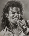 The Entertainer - michael-jackson fan art