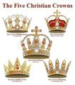 The Five Crowns - christianity photo