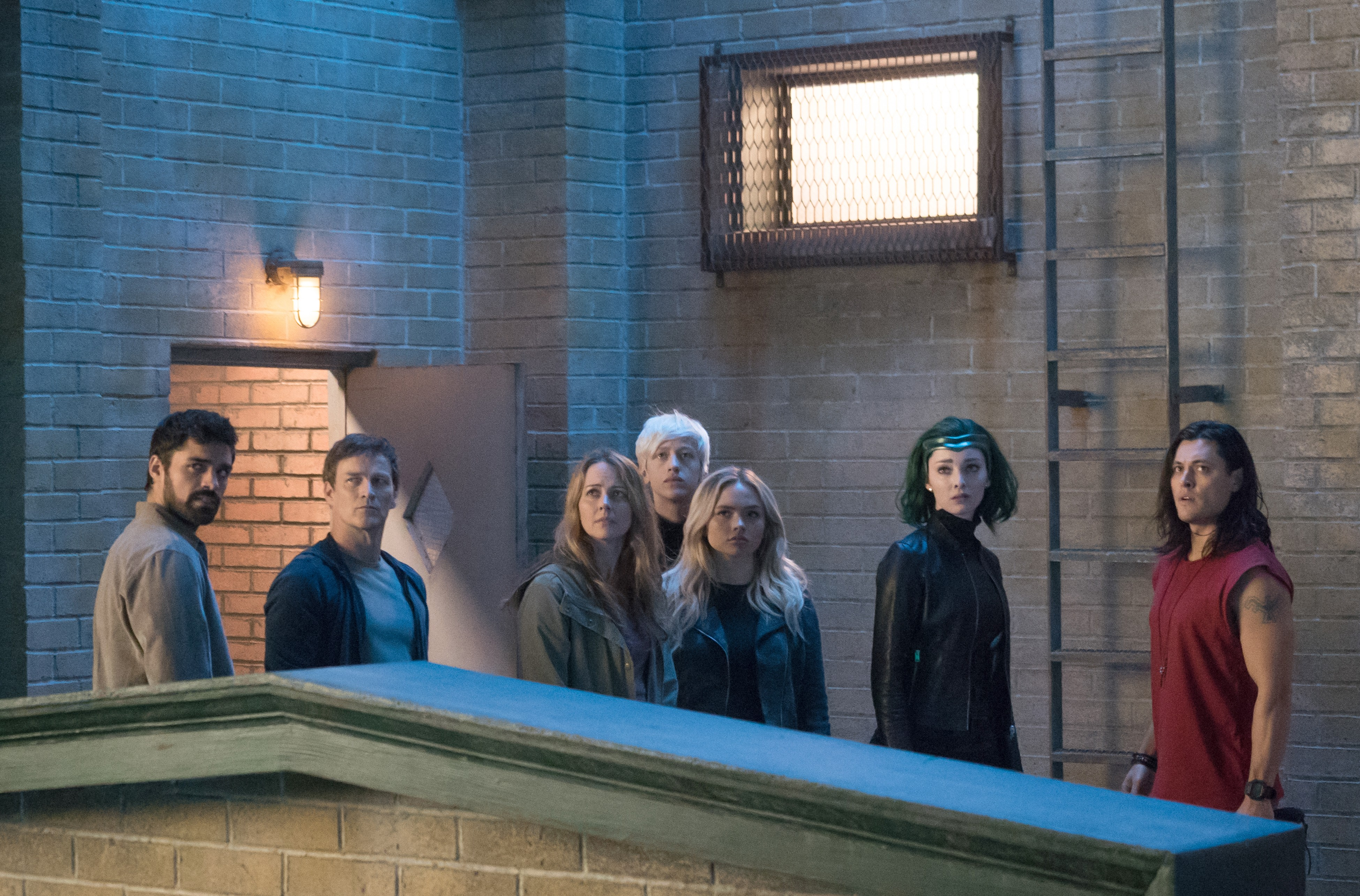 """The Gifted """"Monsters"""" (2x15) promotional picture"""