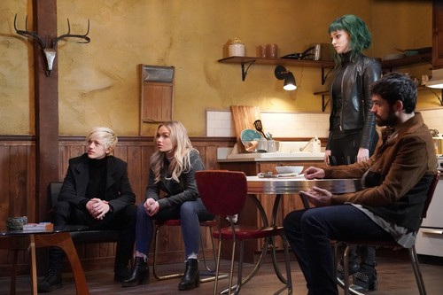 "The Gifted (TV Series) wallpaper titled The Gifted ""oMens"" (2x16) promotional picture"
