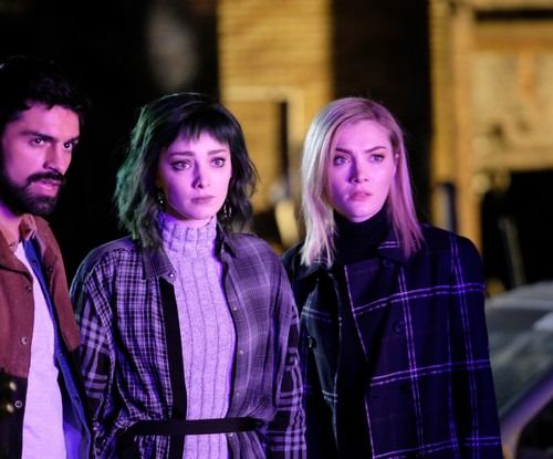 """The Gifted (TV Series) wallpaper titled The Gifted """"oMens"""" (2x16) promotional picture"""