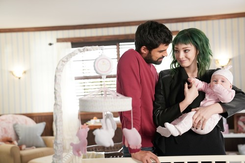 """The Gifted (TV Series) 바탕화면 entitled The Gifted """"oMens"""" (2x16) promotional picture"""