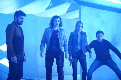 "The Gifted (TV Series) 바탕화면 entitled The Gifted ""oMens"" (2x16) promotional picture"