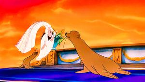 The Little Mermaid Screencaps - Vanessa