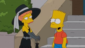 "The Simpsons ~ 24x01 ""Moonshine River"""