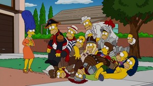"""The Simpsons ~ 24x02 """"Treehouse of Horror XXIII"""""""