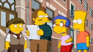 """The Simpsons ~ 24x03 """"Adventures in Baby Getting"""""""