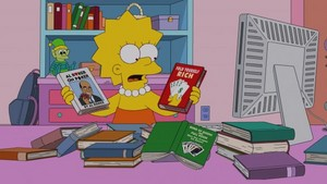 "The Simpsons ~ 24x05 ""Gone Abie Gone"""