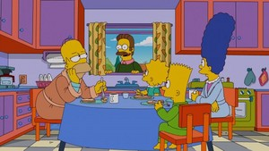 "The Simpsons ~ 24x06 ""A pokok Grows in Springfield"""
