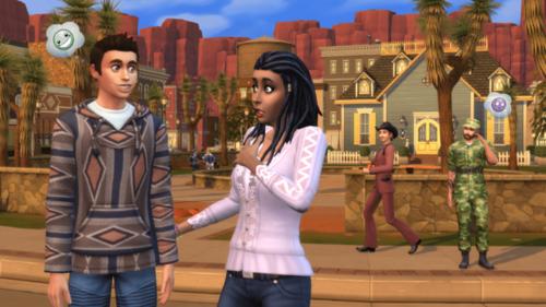 Sims 4 fondo de pantalla titled The Sims 4: StrangerVille