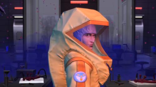 Sims 4 fondo de pantalla called The Sims 4: StrangerVille
