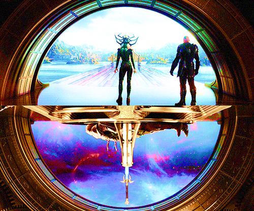 Thor: Ragnarok fond d'écran titled Thor: Ragnarok (2017)