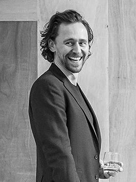 Tom Hiddleston 由 Marc Brenner (February 2019)