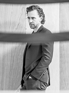 Tom Hiddleston by Marc Brenner (February 2019)