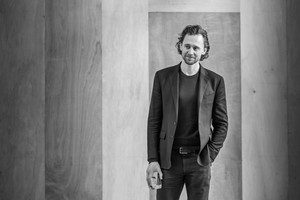 Tom Hiddleston ~rehearsal for Betrayal