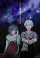 Touka + Kaneki ❤ - tokyo-ghoul photo