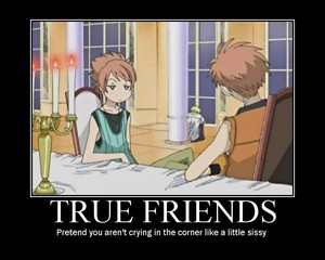True دوستوں