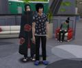 Uchida Brothers - naruto-shippuuden fan art