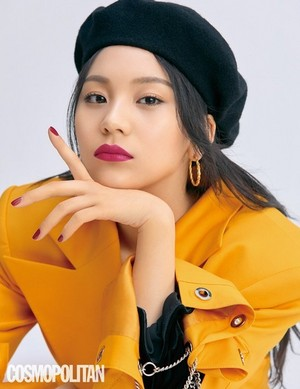 Umji for Cosmopolitan Korea 2019