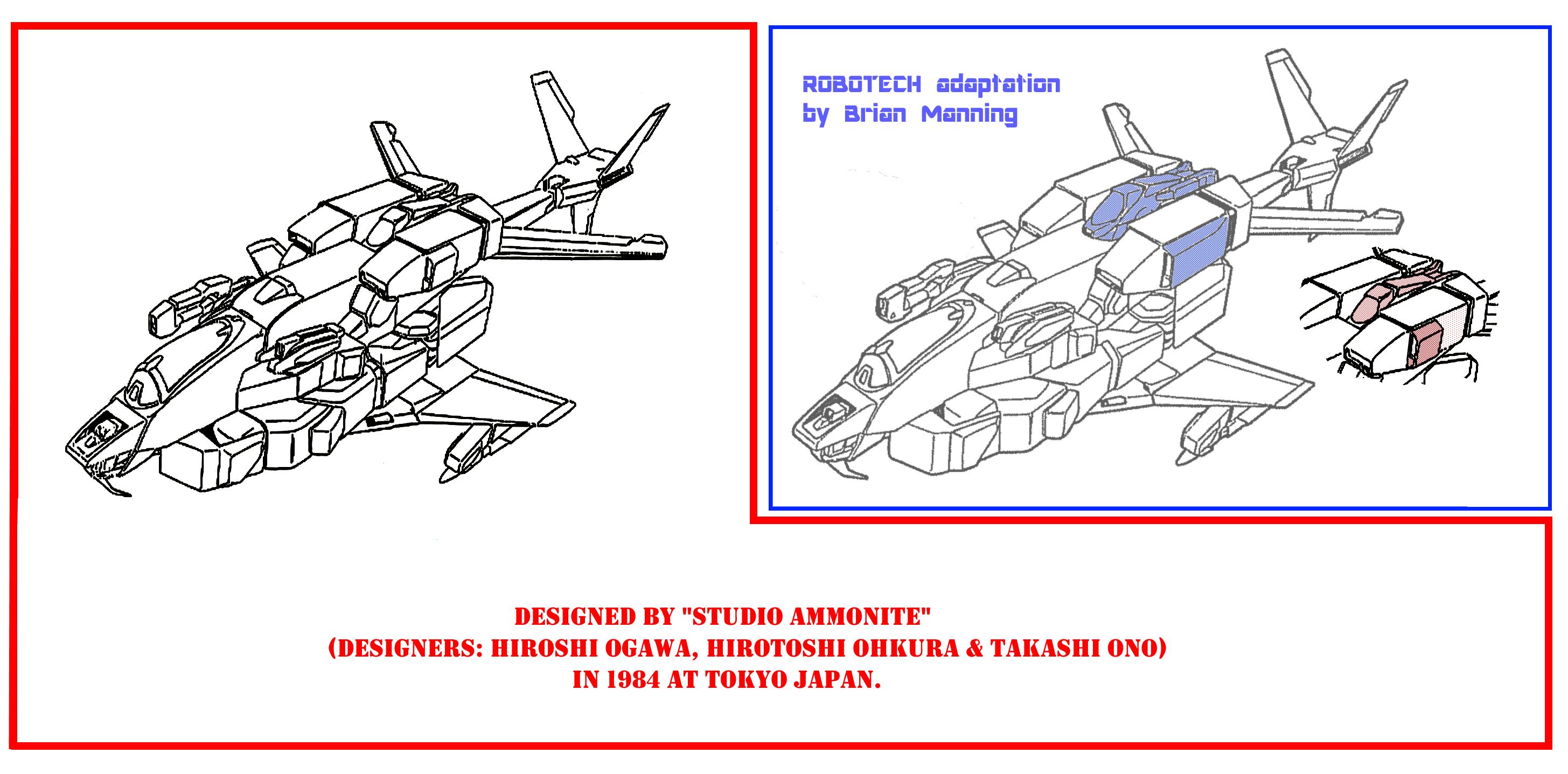 VFH-10 Auroran to VERITECH AGACs Comparison chart