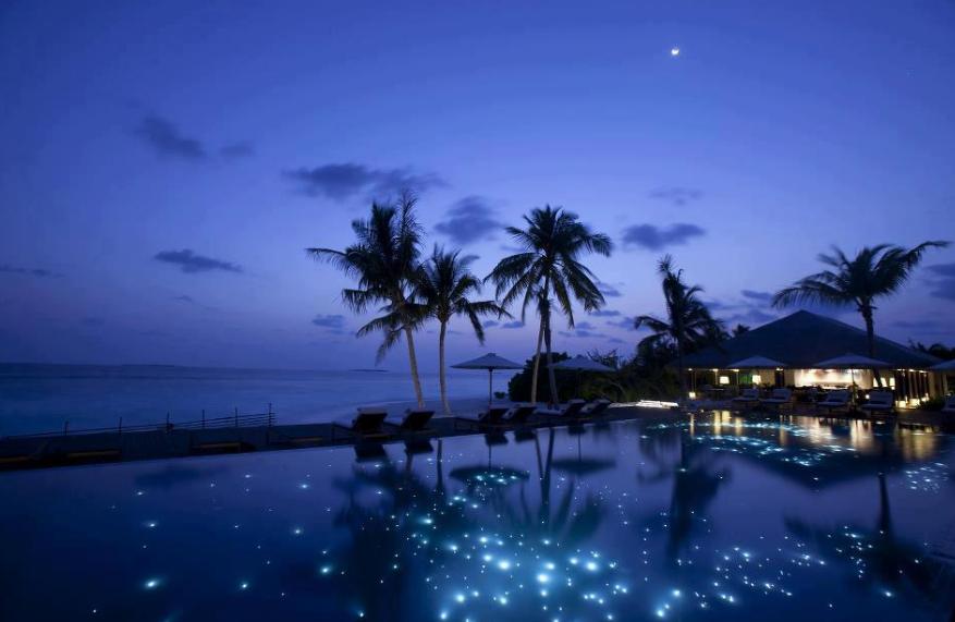 Vaadhoo, Maldives